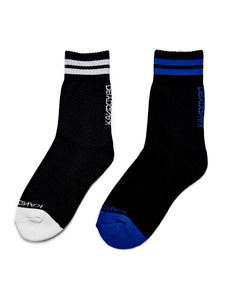 [60% 세일] Stripe Logo Socks