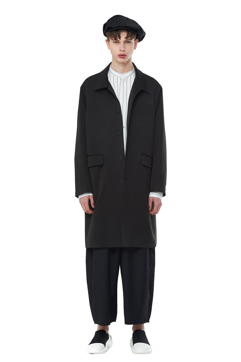 [20SS][50%SALE] 12 Overfit Mac Coat_ PA1CO0707