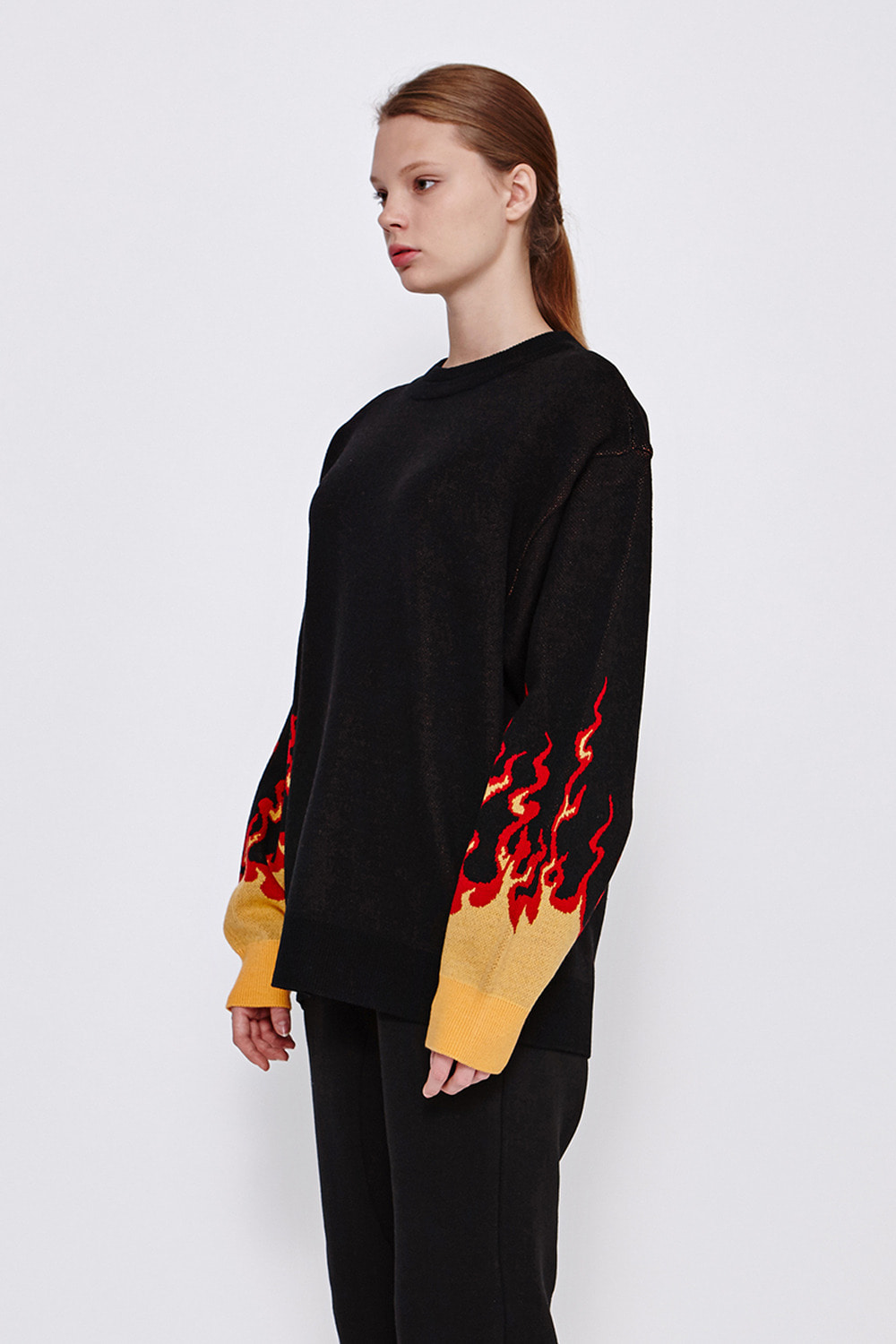 [19FW][40% 세일] Fire Oversize Knit (RE)