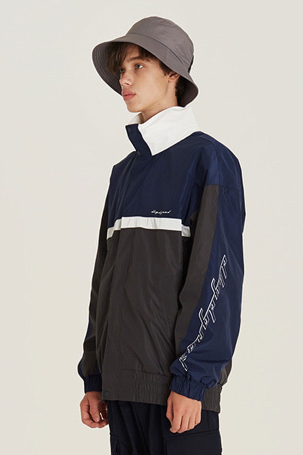 [18FW][70% 세일] Color Blocking Windbreaker(NA)