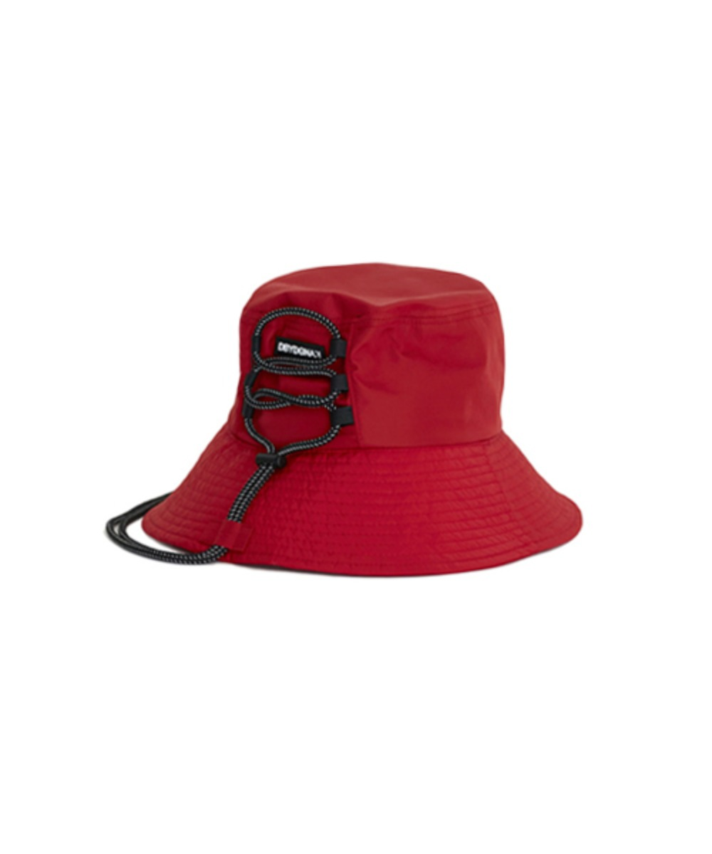 [18FW][70% 세일] Back String Bucket Hat(RE)