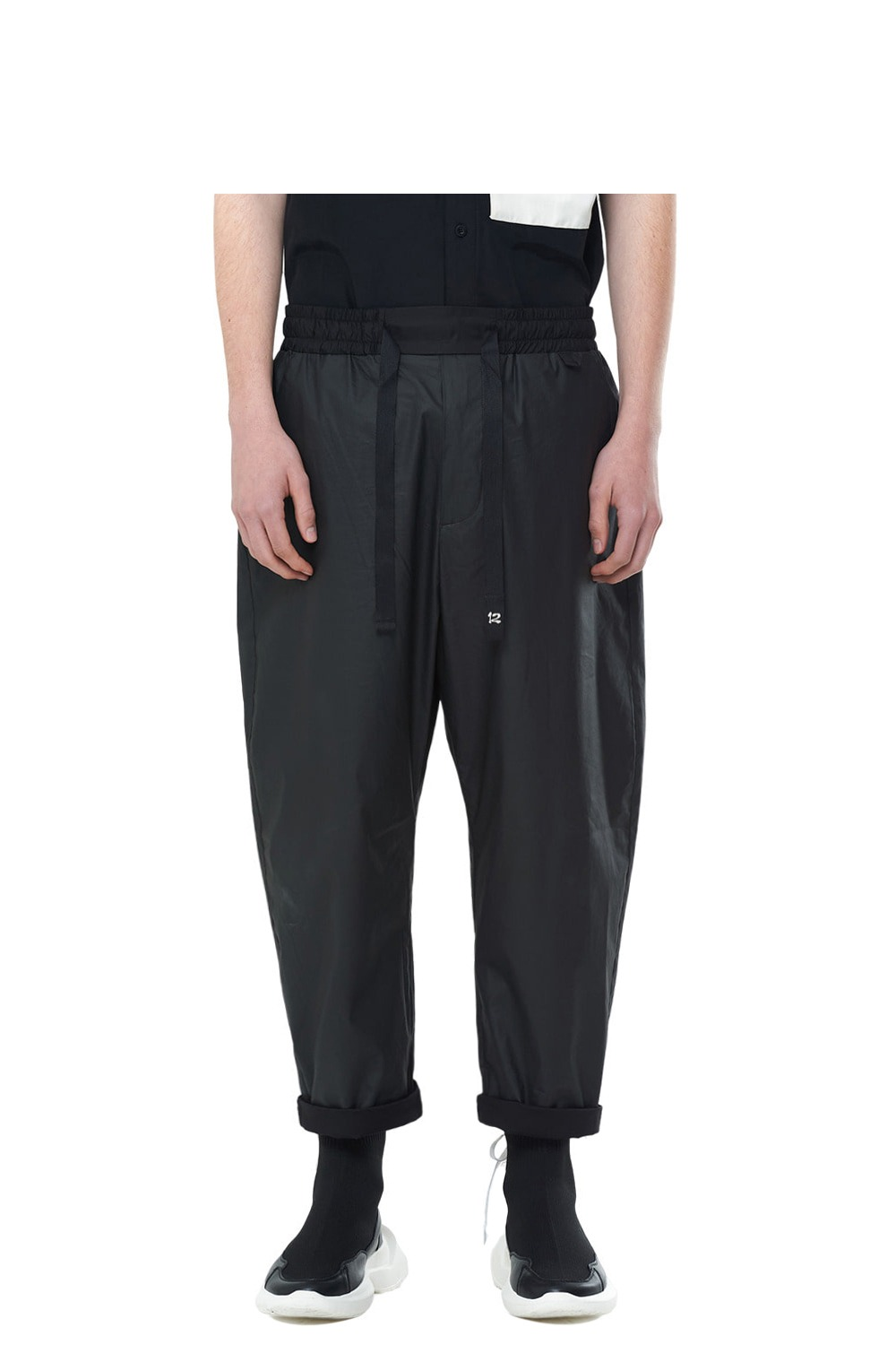 [20SS][50%SALE] Coating Baggy Pants_ PA1PA3737