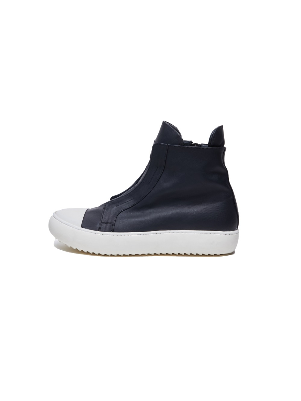 [20FW][OPEN SALE] Sharksole High Top (BK/WH)_ PA3SU0505